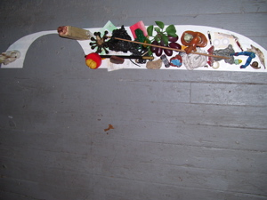 This piece was made by Carmen Price