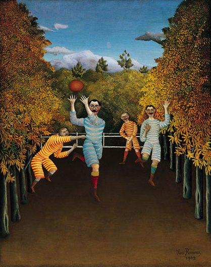 rousseaufootballplayers