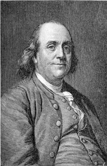 a short examination of the life of benjamin franklin A brief biography of benjamin franklin by tim lambert inventor franklin was born in boston, massachusetts on 17 january 1706 his father josiah franklin was a soap maker benjamin went to school for only a very short time life in 18th century colonial america.