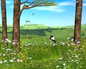 spring-valley-animated-screensaver_1