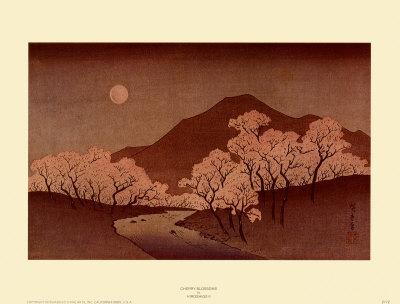 hiroshige-ii-cherry-blossoms