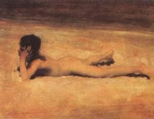 Sargent,_John_S._(1856-1925)_-_Ragazzo_nudo_sulla_spiaggia_-_Napoli_1878_-_sc._BB_184_p._60.jpg